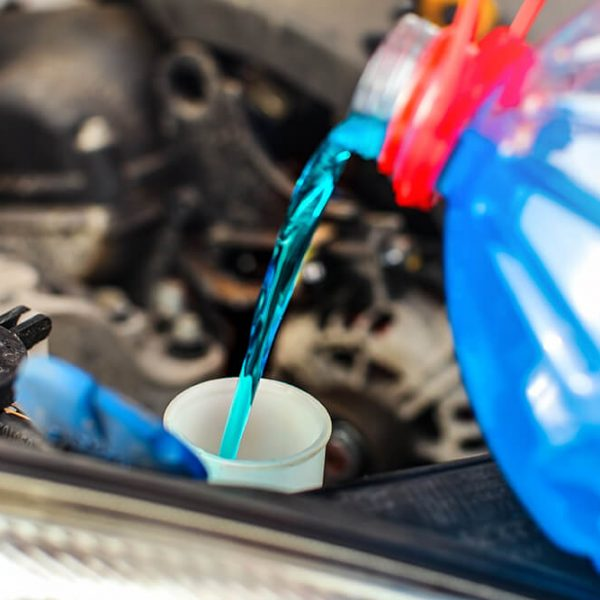 Antifreeze Replacement flush Reasons