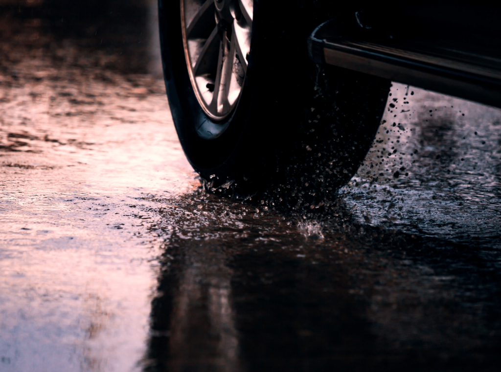 What to Do if Your Vehicle Is Water Logged