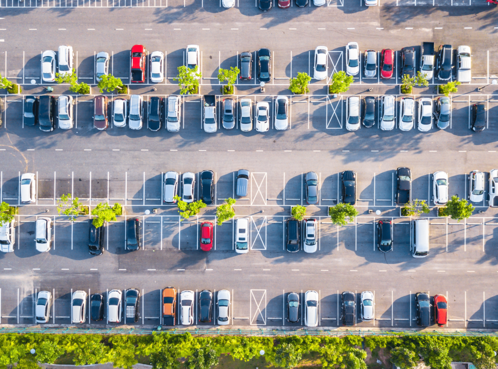 The Rules & Etiquette of Parking Lots